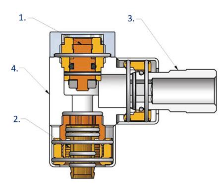 Клапаны обратного потока LUX